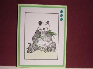 Card for September Technique Challenge #1